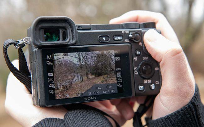 Máy ảnh Sony A6400