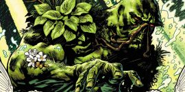 Justice League Dark Concept Art Shows Off Swamp Thing From Cancelled Movie