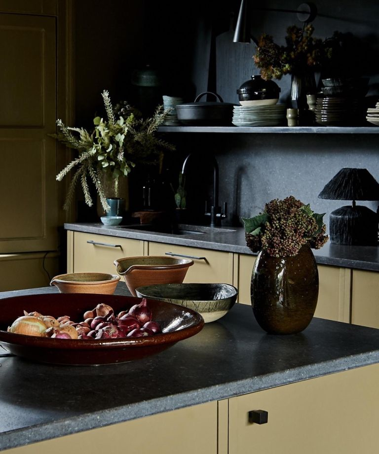 Abigail Ahern x Herringbone Kitchens