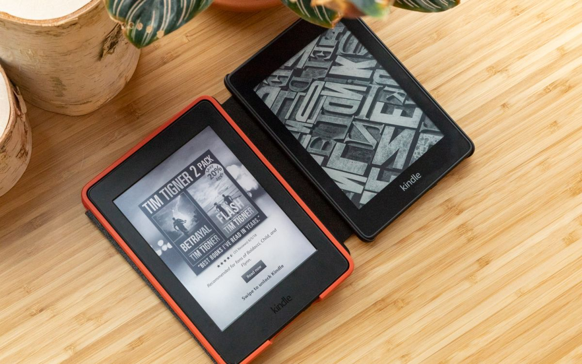 Amazon Kindle Paperwhite (2018) Review - Full Review and Benchmarks