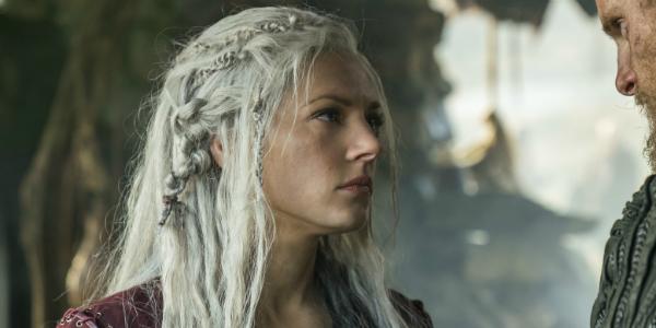 Vikings' Lagertha Is Broken But Defiant In New Season 5 Clip