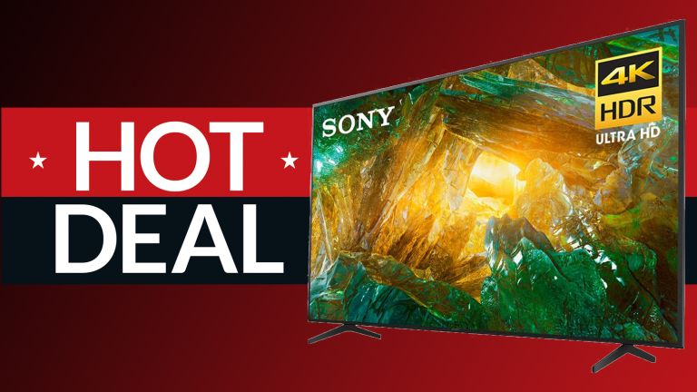 """Check out this cheap 55 inch 4K TV deal and save $200 on Sony's X800H 55"""" 4K Smart TV."""