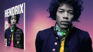 Jimi Hendrix bookazine cover