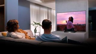 What is OLED? TV in living room