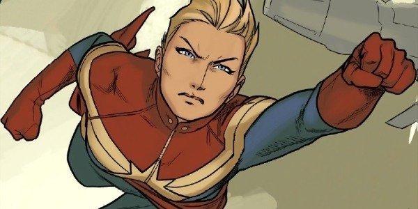 Captain Marvel carol danvers