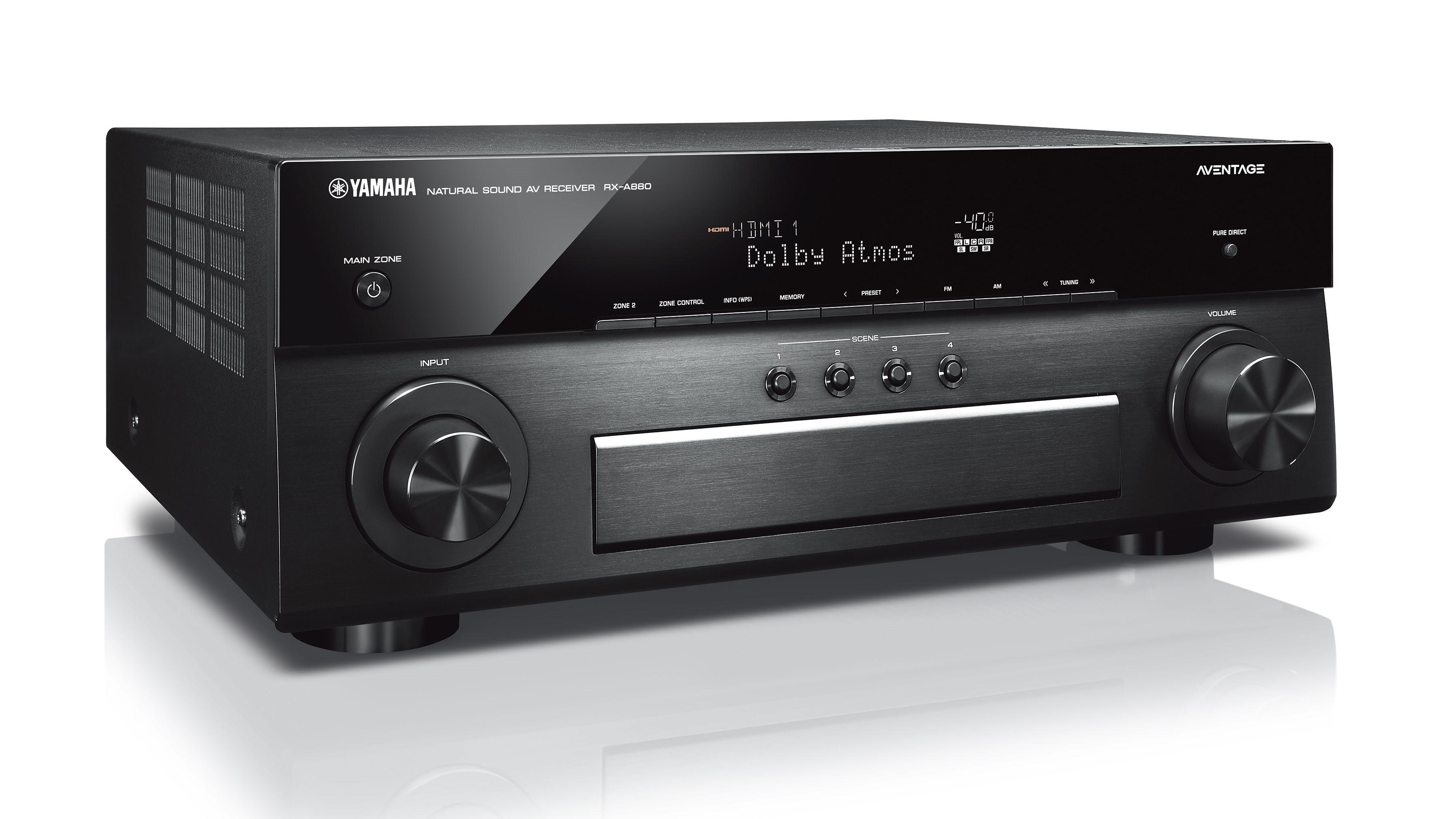Yamaha RX-A880 review | TechRadar