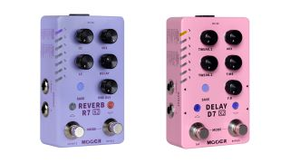 Mooer D7 Delay and R7 Reverb
