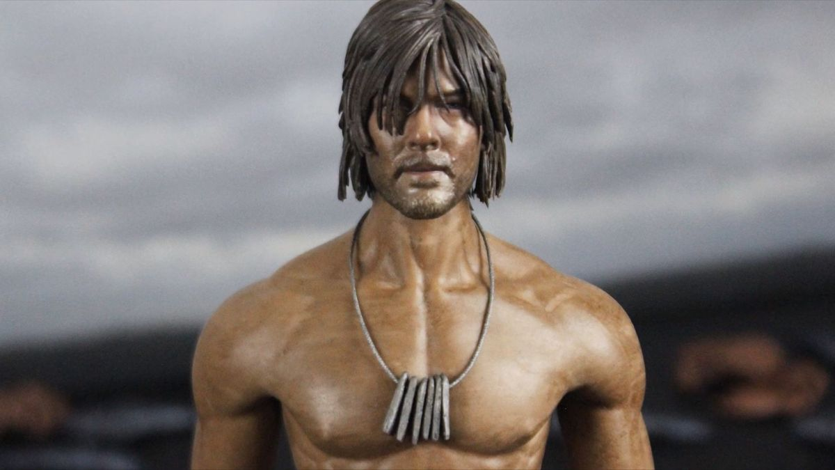 This Death Stranding stop-motion film is so awesome it should make Kojima proud