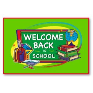 Welcome Back to School. Great resources for all Educators