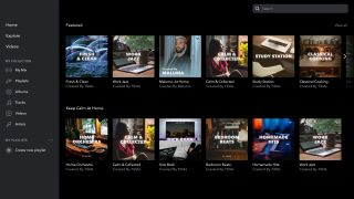Tidal streaming app lands on LG TVs, includes Dolby Atmos support