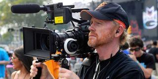 Ron Howard directing