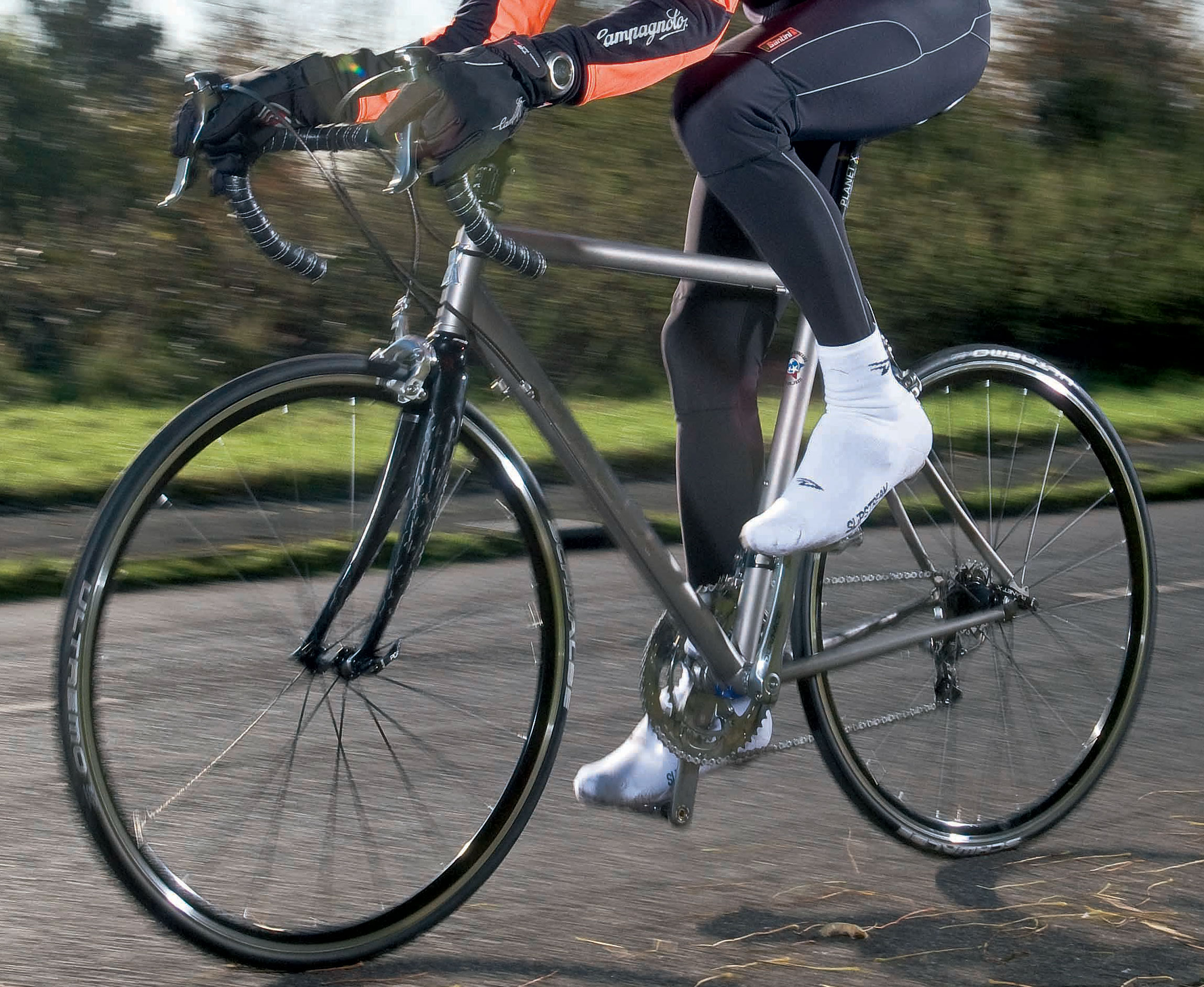 Planet X Pro Road Ti Sportive review - Cycling Weekly