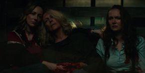 Halloween Kills' Andi Matichak Makes Jamie Lee Curtis Sound Like A Total Badass On Set