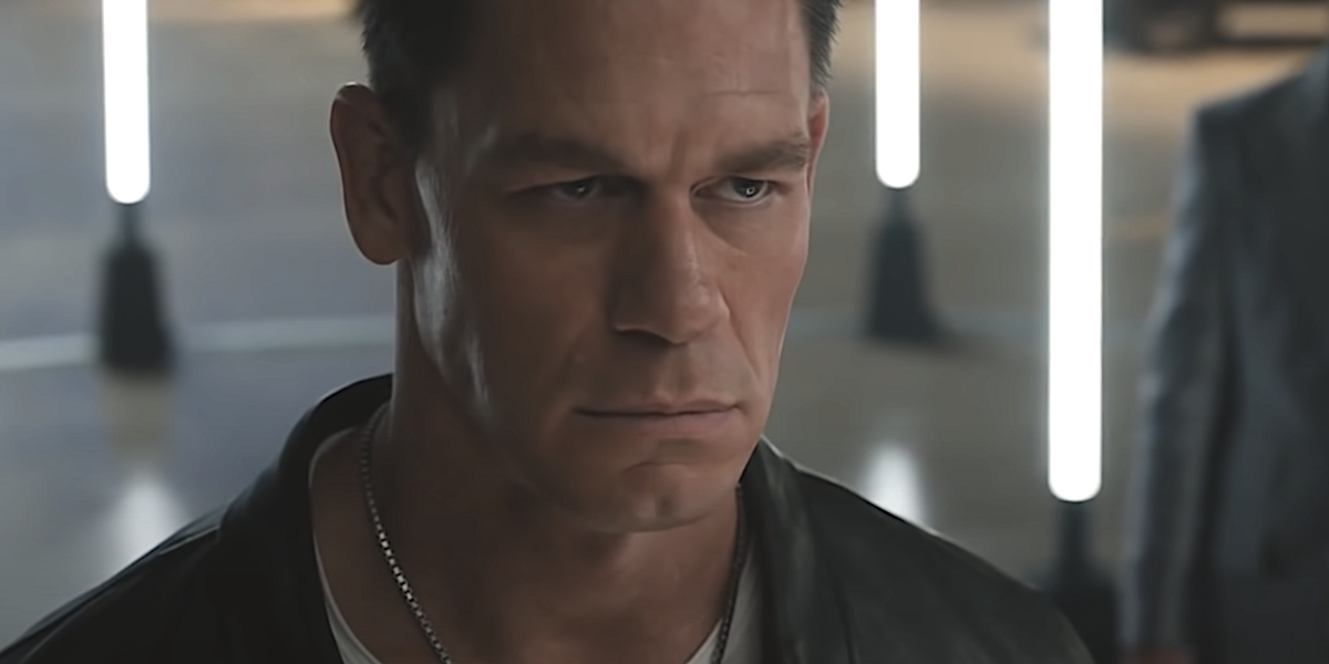 John Cena in F9