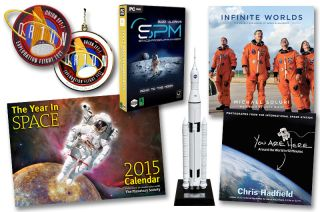 collectSPACE.com presents five holiday gift ideas for space history buffs.