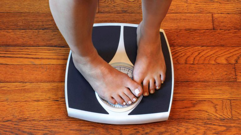 Weighing yourself might do more harm than good