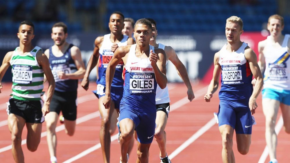 How to watch the British Championships: live stream athletics online from anywhere