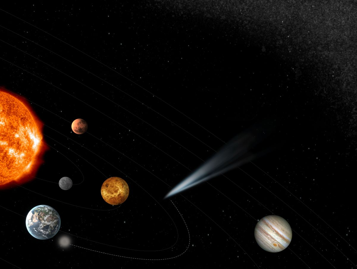 A Triple-Threat 'Comet Interceptor' Could Explore an Undiscovered Space Object