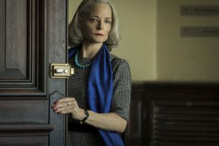Jodie Foster opening the door to freedom in The Mauritanian.