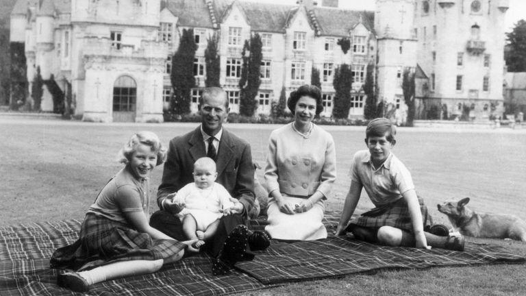 Prince Philip's garden legacy