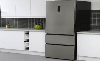 Cheap fridge freezer at Currys