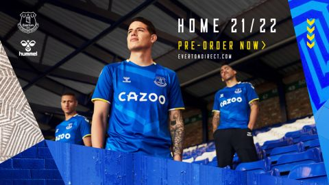 New Premier League Kits 2021 22 Every Released Home And Away Shirt So Far Fourfourtwo