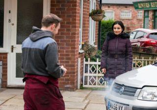 Coronation Street spoilers: Tyrone Dobbs grows closer to Alina…