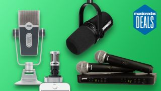 Musicians, podcasters and streamers! Here are 9 Prime Day microphone deals worth shouting about