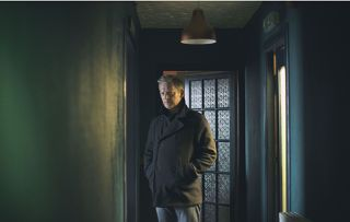 Douglas Hensall as Perez in the new series of Shetland