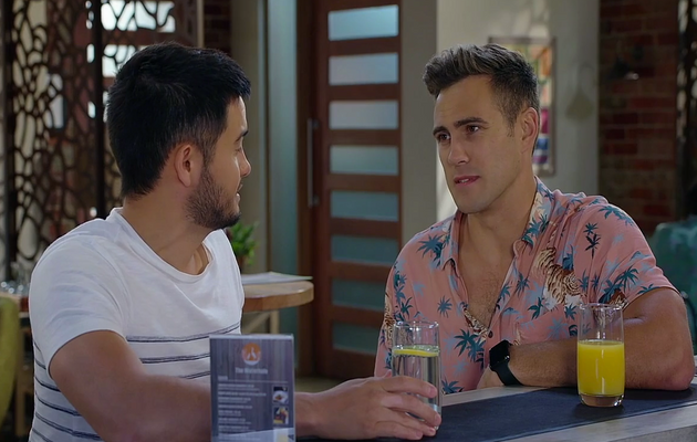 Neighbours spoilers: Aaron Brennan makes SHOCK discovery