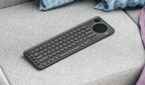 Logitech K600 Keyboard Review: A Smarter Way to Use Smart TVs