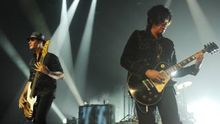 Dean and Robert DeLeo of Stone Temple Pilots