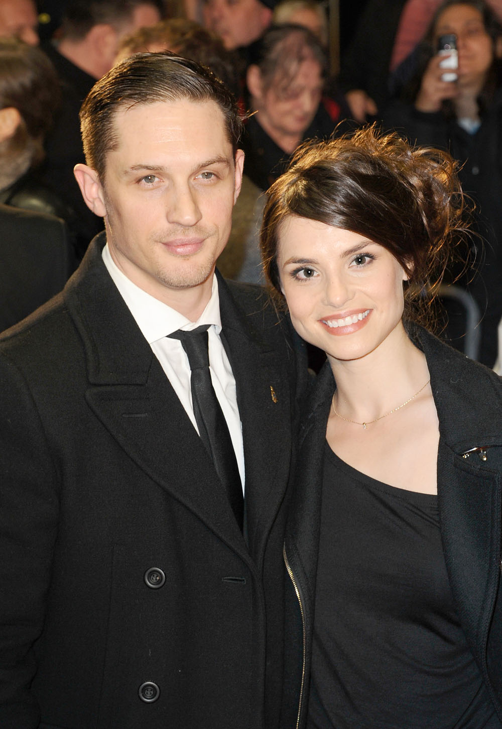 My WIFE is an actor, too': has Tom Hardy secretly married ...