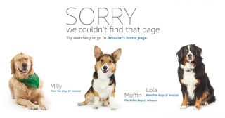 amazon site down on prime day. Dogs of amazon