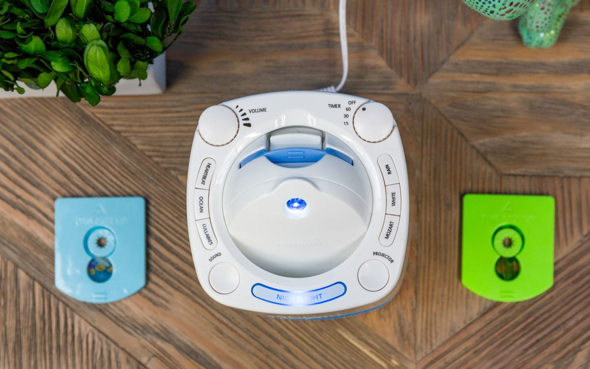 Best Baby Sound Machine 2019 - Soothing Sounds for Babies