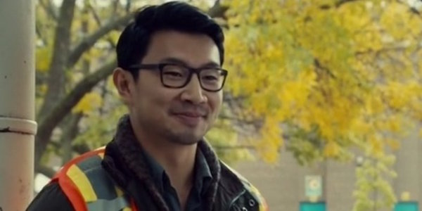Simu Liu in Black Mirror