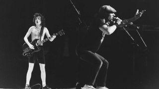AC/DC in 1980