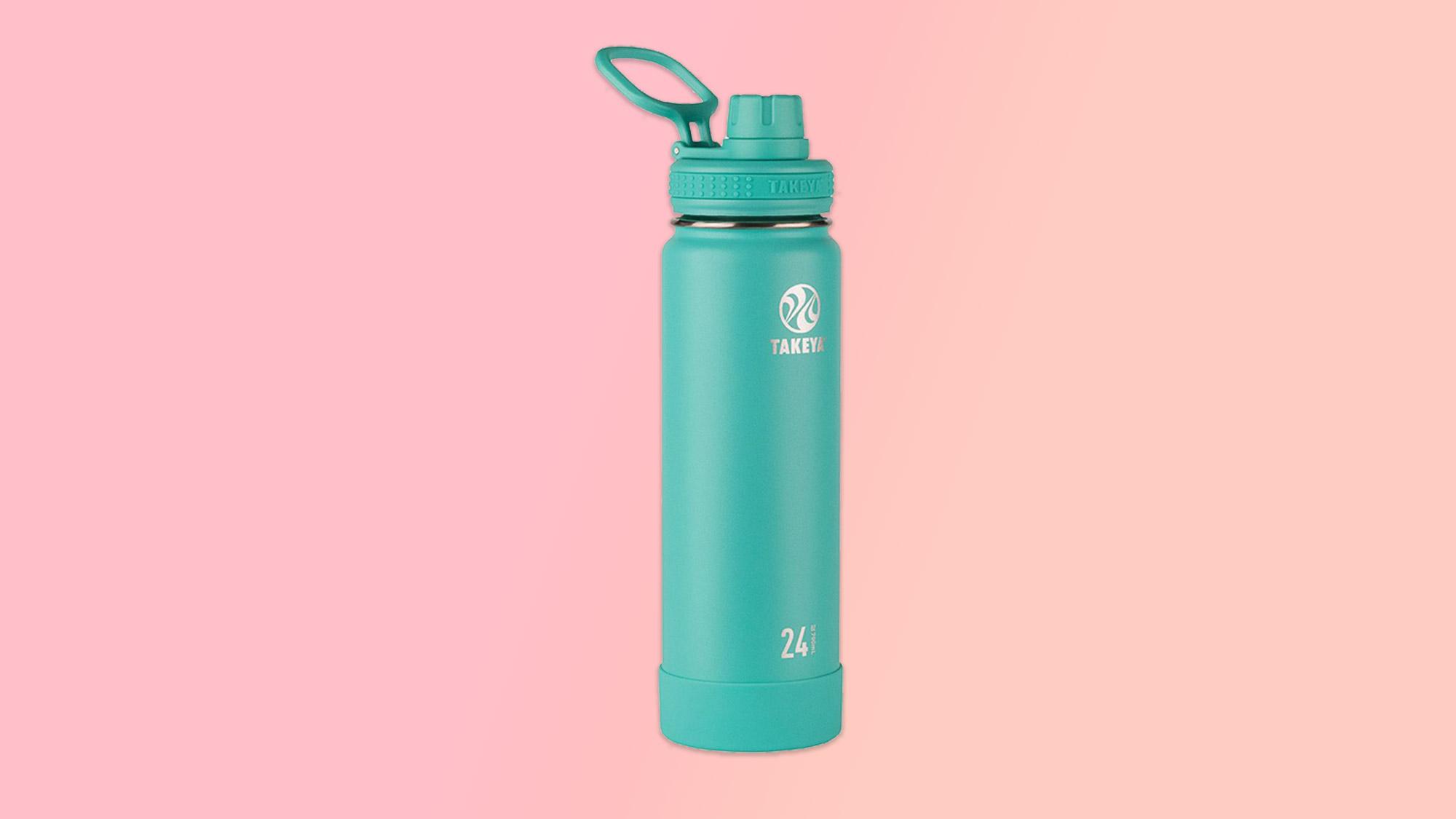 best water bottles: Takeya Originals