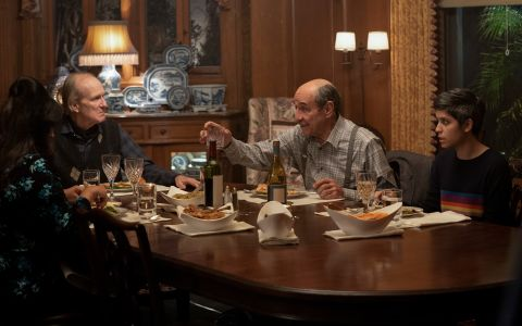F. Murray Abraham, William Hurt and Ashly Burch in Mythic Quest