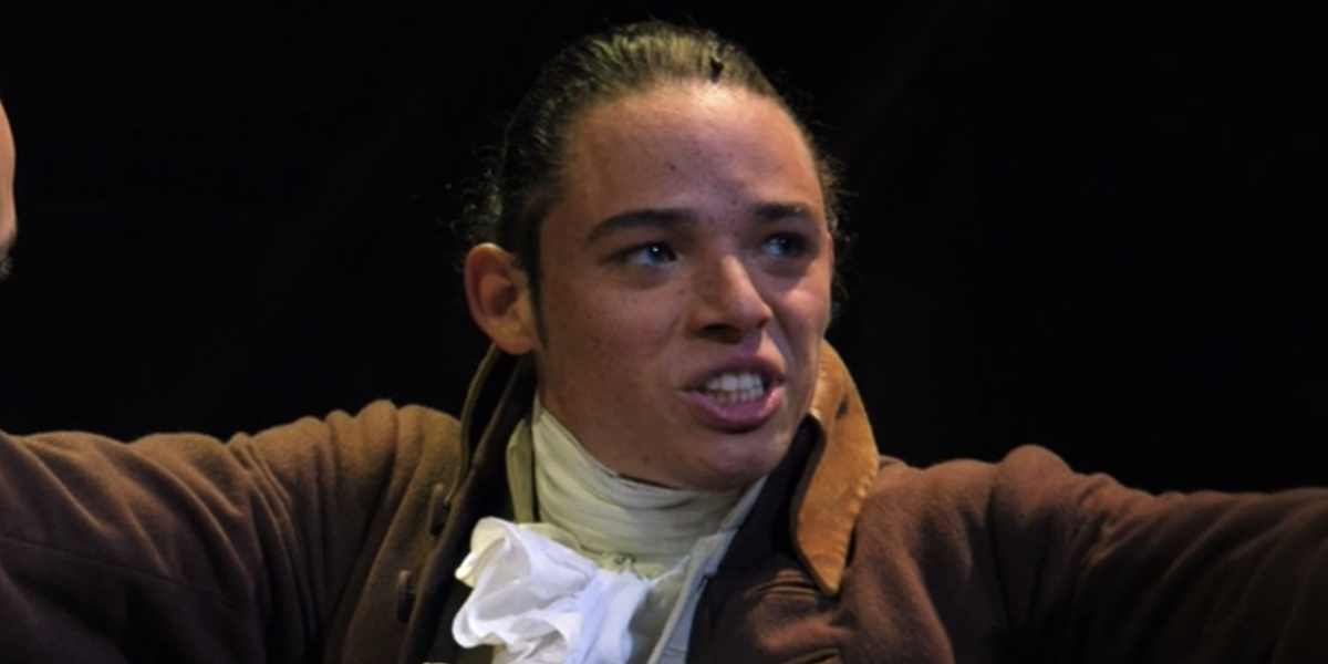 hamilton john laurens anthony ramos screenshot disney+