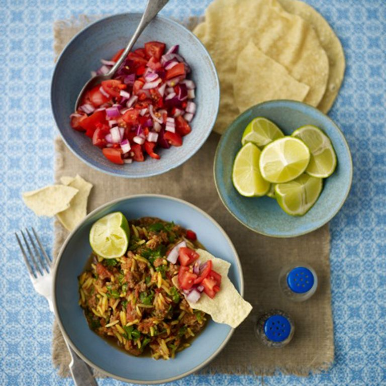 New and Delicious Midweek Suppers-recipe ideas-new recipes-woman and home