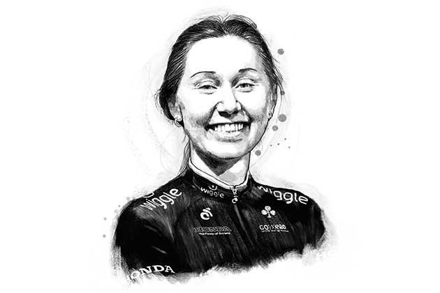 Katie Archibald column: Three minutes of fame for Gus Gillies, bike mechanic