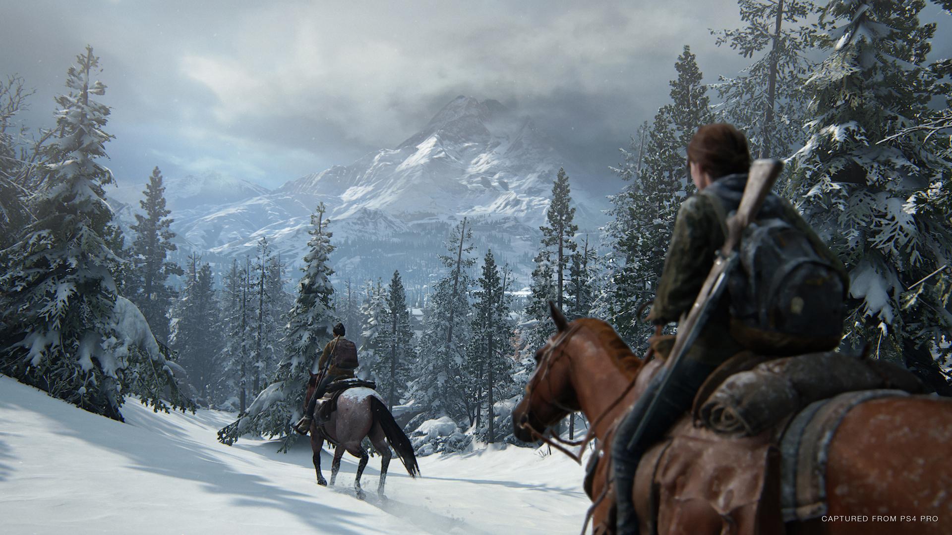 The Last Of Us 2 Makes You Feel Like The Monster Gamesradar