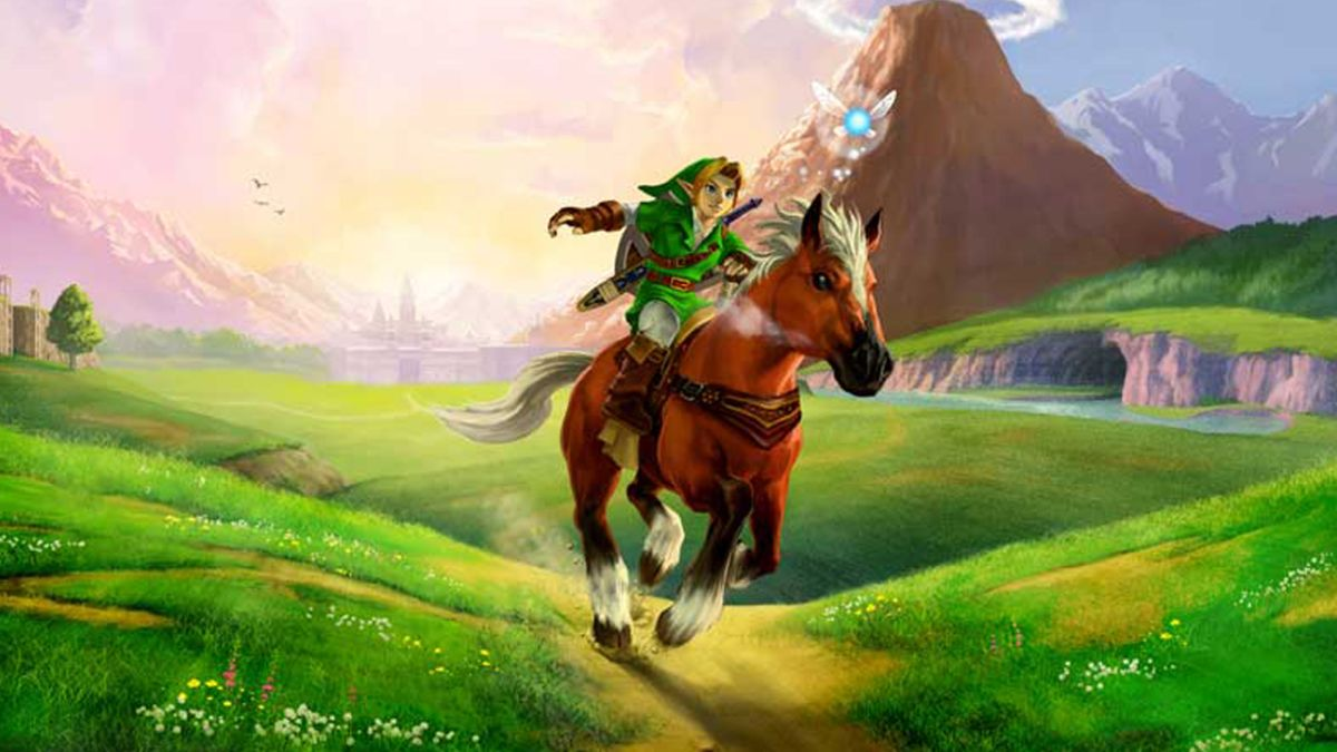 20 years later, no game depicts peace as well as Zelda: Ocarina of Time