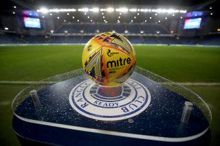 Rangers v Ross County – Ladbrokes Scottish Premiership – Ibrox Stadium