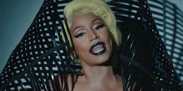 """Nicki Minaj """"Krippy Kush"""" Music Video"""