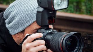 Is Canon's $1,000 flash with a red ring actually worth it?