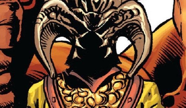 Zheng Zu Marvel Comics