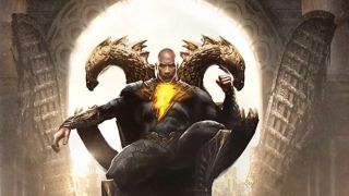 Dwayne Johnson in Black Adam