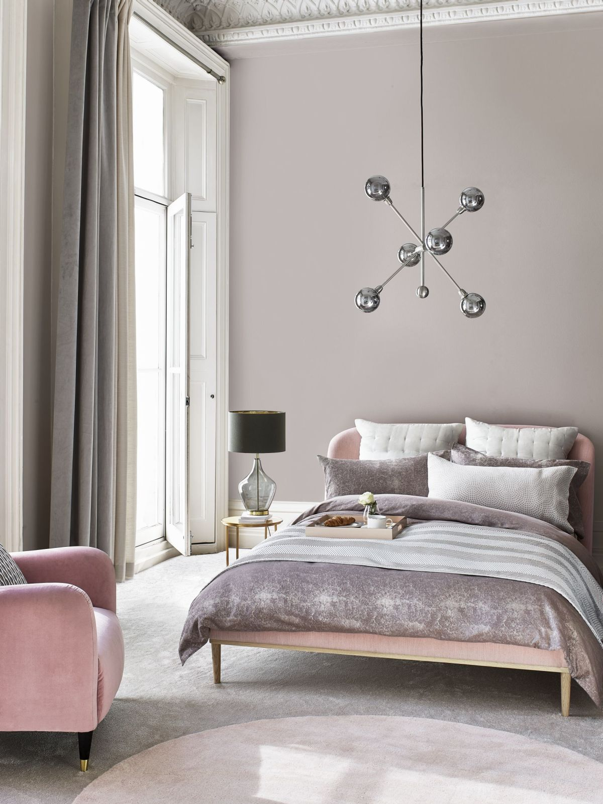 Bedroom Curtain Ideas 16 Curtain Designs For Beautiful Boudoirs Real Homes